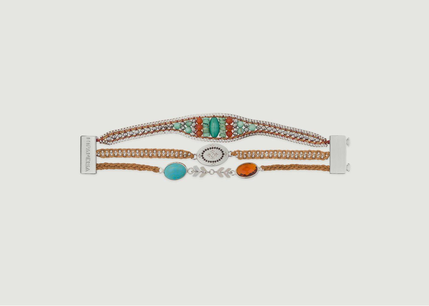 Bracelet Kylie Link - Hipanema