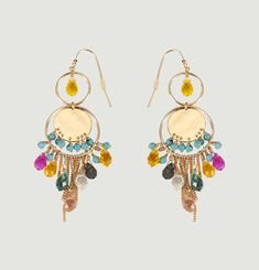 Capoeria Earrings
