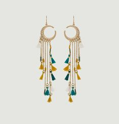 Théa Pendant Earrings