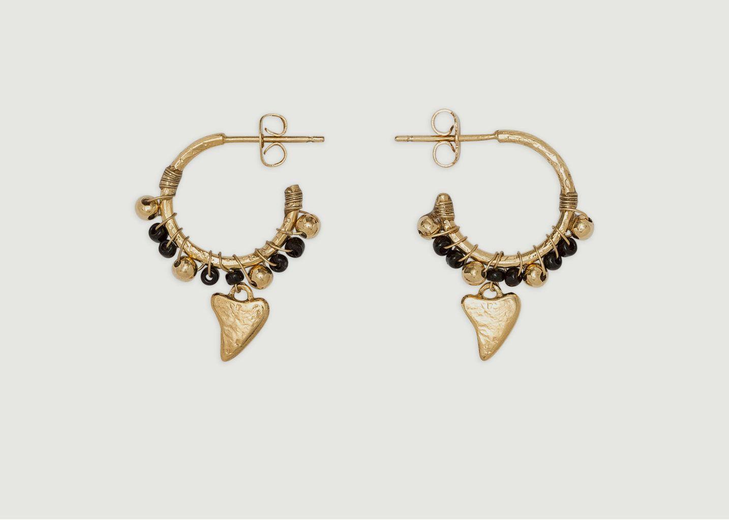 Boucles d'Oreilles Viking - Hipanema