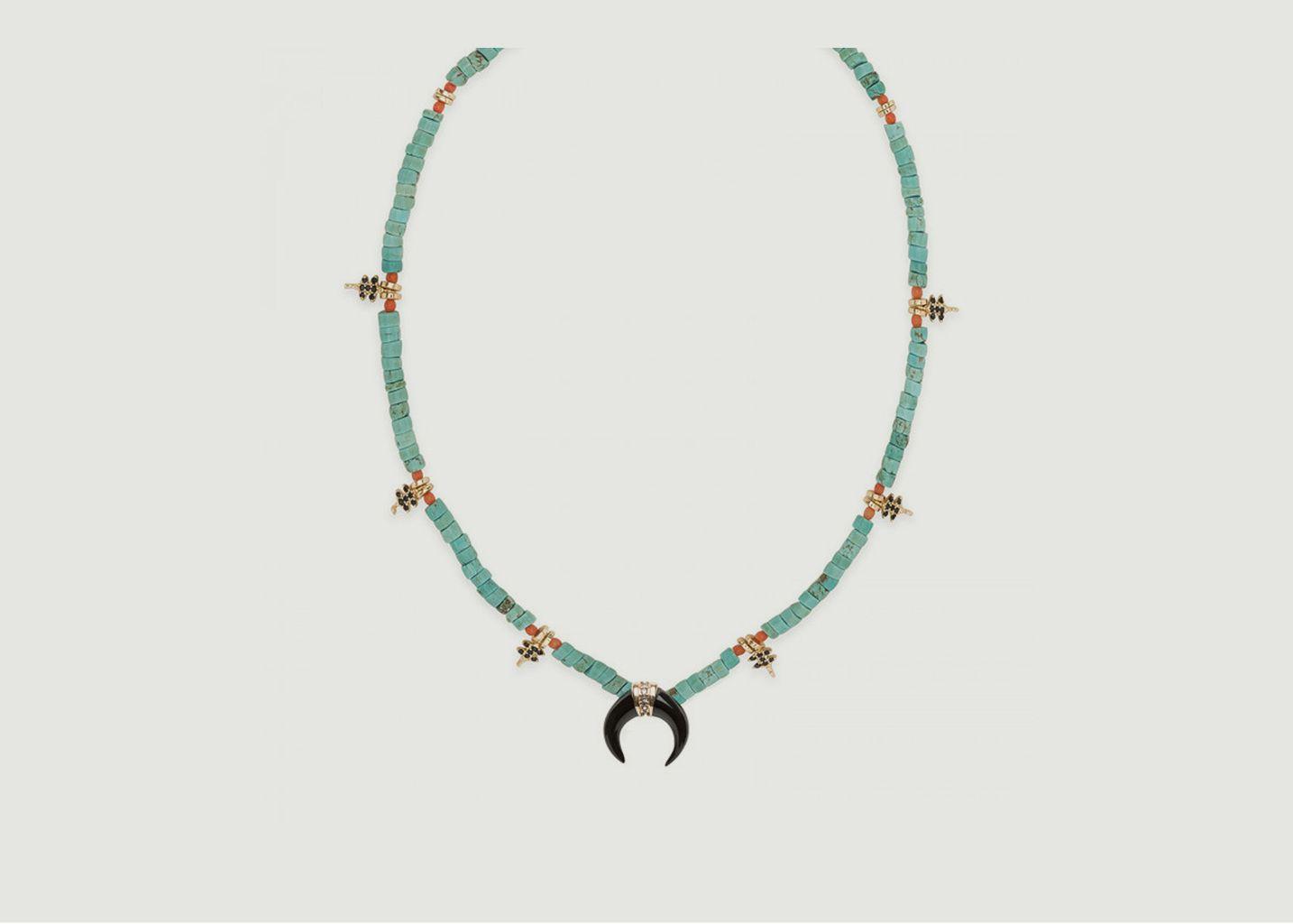 Collier ras de cou PowWow - Hipanema