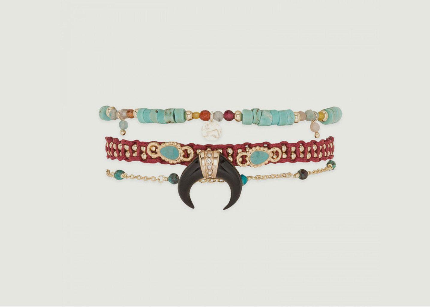 Bracelet Teepee - Hipanema