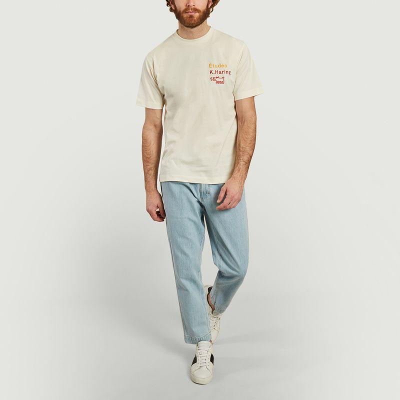 T-shirt Wonder USA - Études