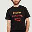 matière T-shirt Wonder Barking Dog - Études