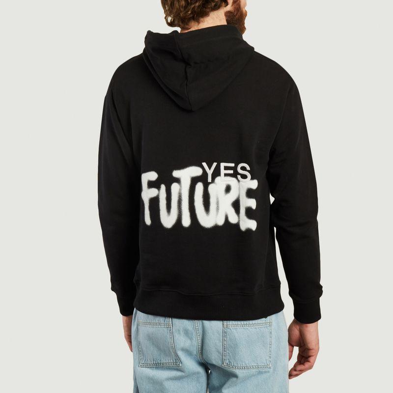 Hoodie Yes Future - Études