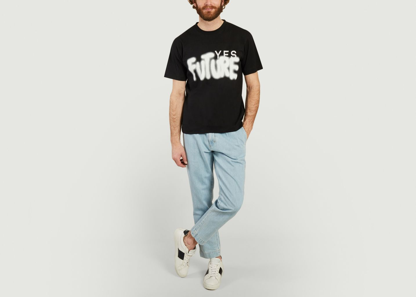 T-shirt Wonder Yes Future - Études