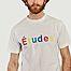 matière T-Shirt Logo Multicolore - Études