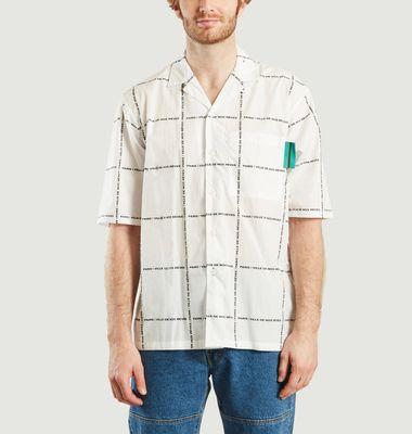 Printed Paris Shirt