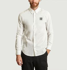 Chemise Info Patch x Keith Haring