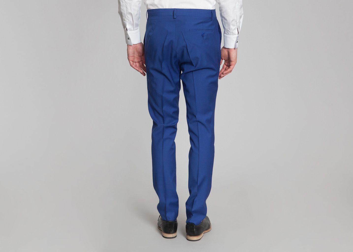Pantalon Dialogue - Etudes