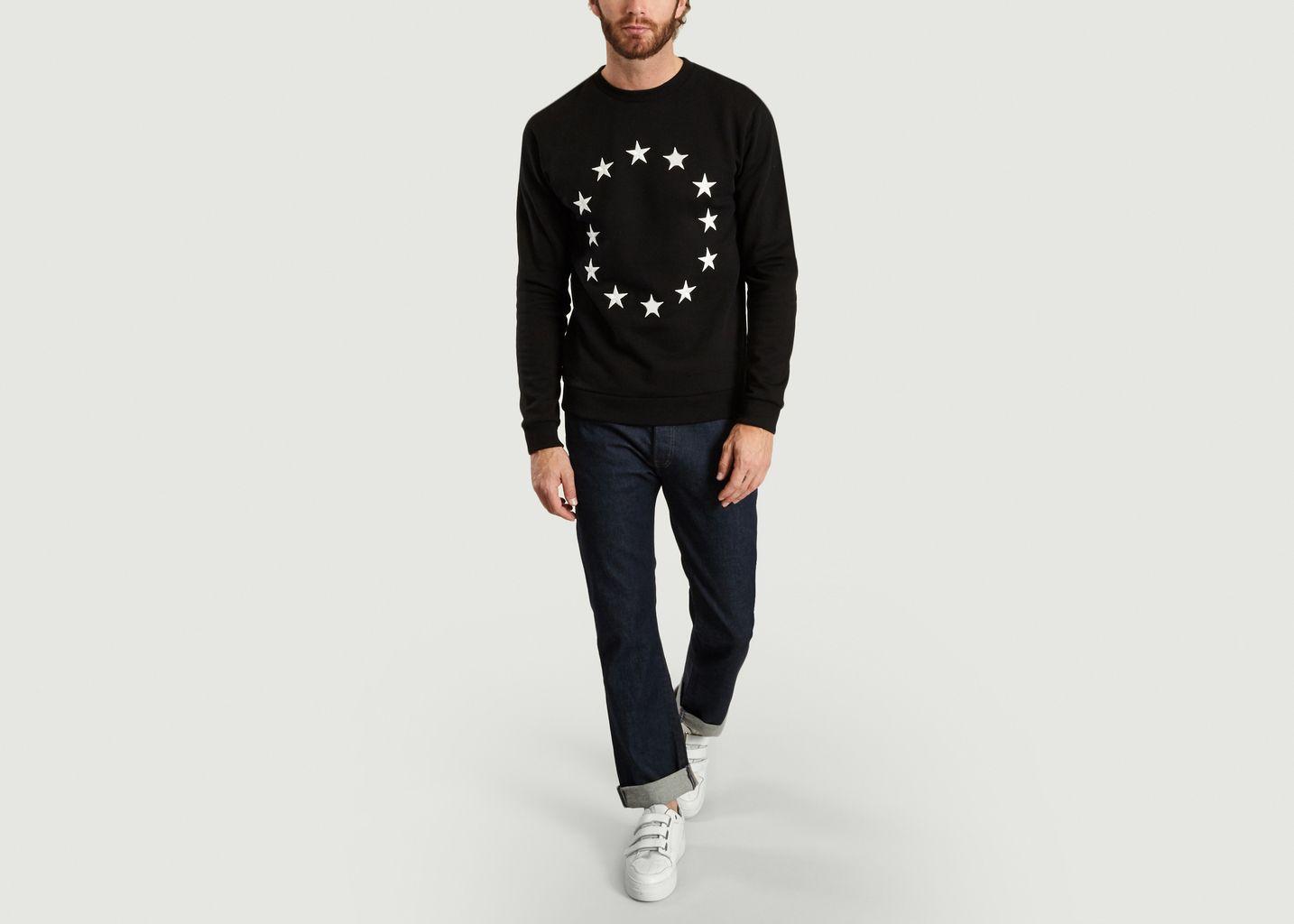 Sweatshirt Europa - Études
