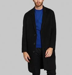 Manteau Disappear Cashmere