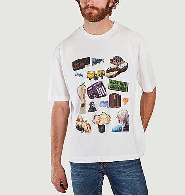 T-shirt Spirit Modest Threat