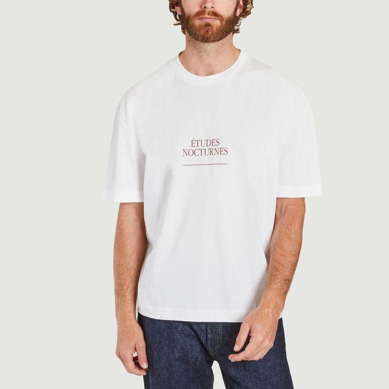 T-shirt Esprit Nocturne  - Études