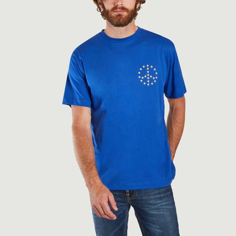 T-shirt Wonder Peace  - Études