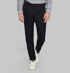 Archive Wool Trousers