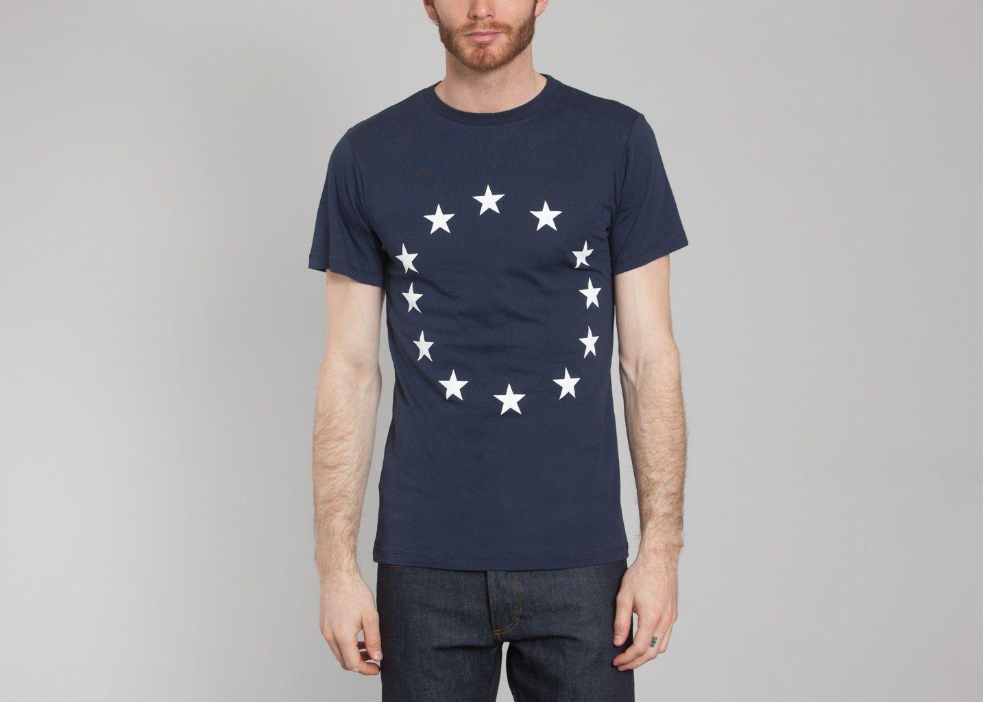 Tshirt Page Europa - Études