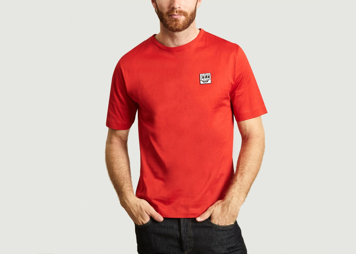 T-Shirt Unity Patch x Keith Haring - Études