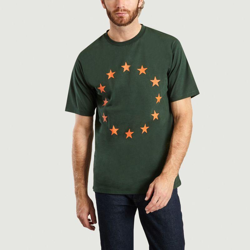 T-Shirt Wonder Europa - Études