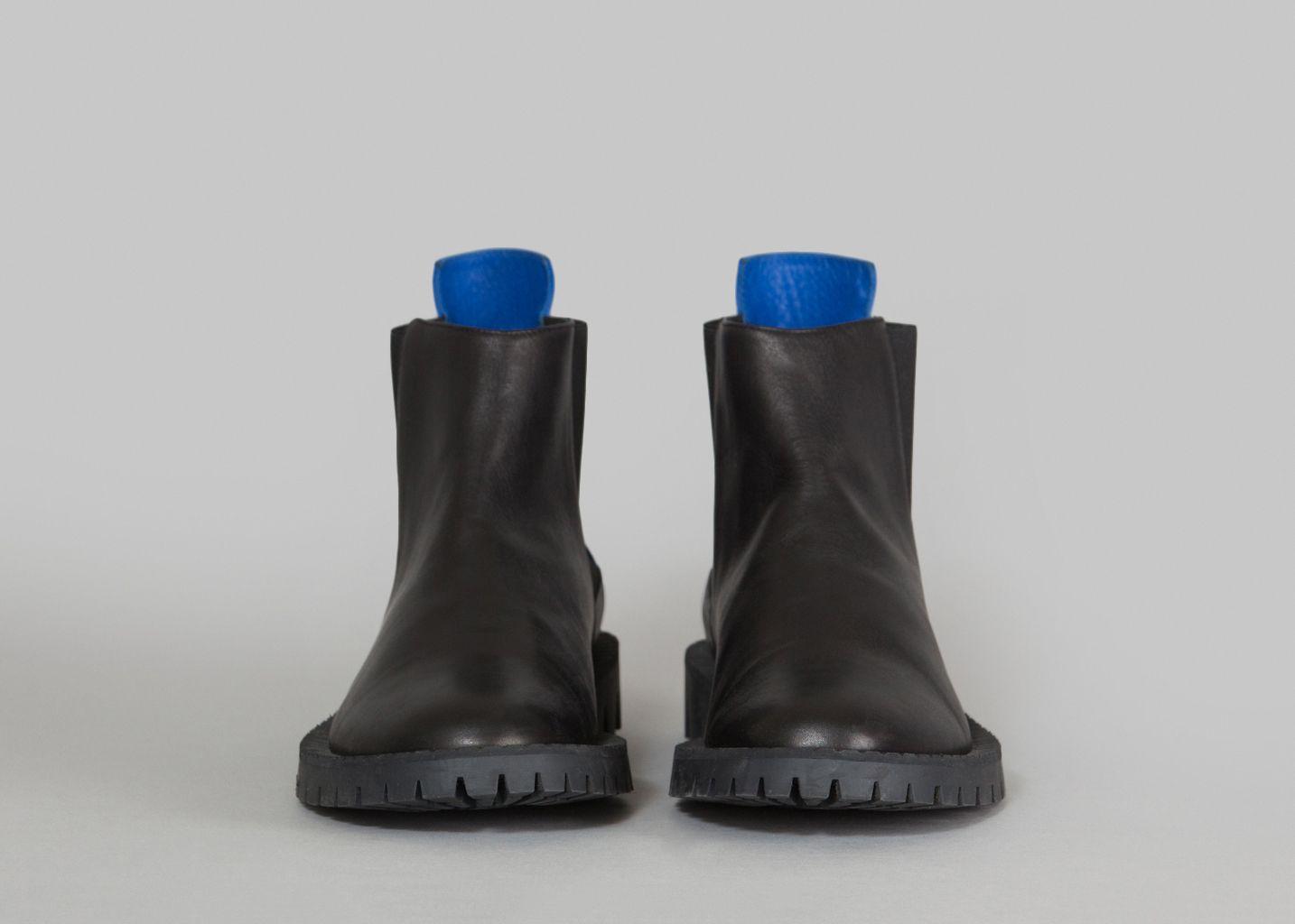 Chelsea Boots Canal - Etudes