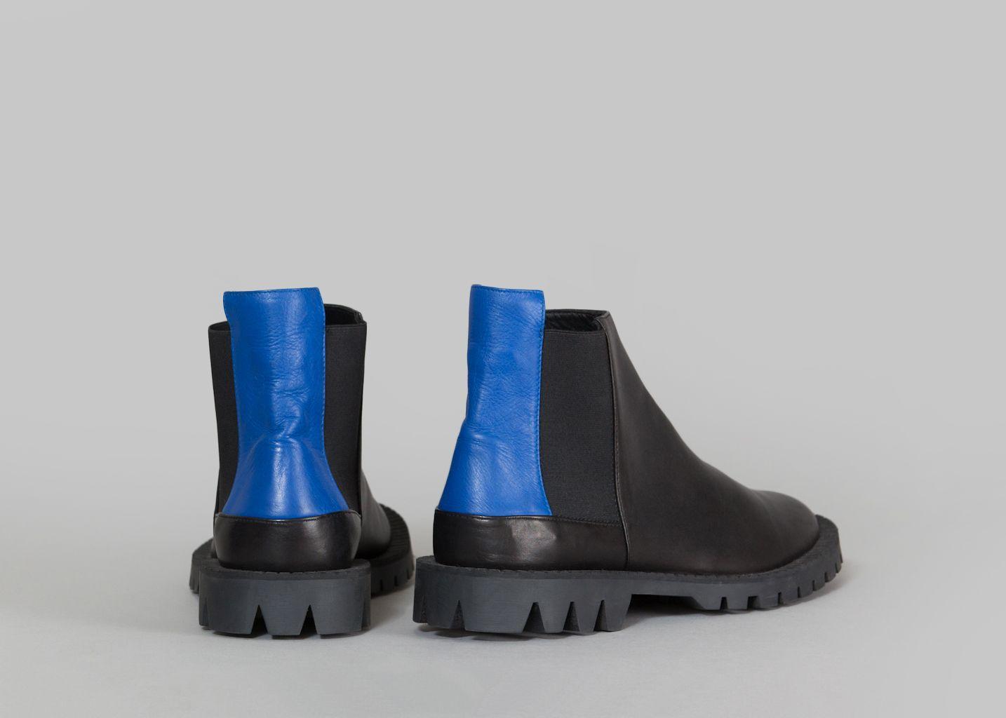Chelsea Boots Canal - Études