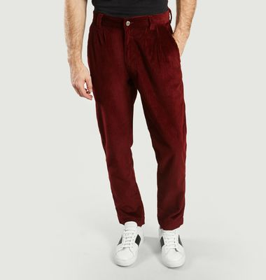 Pantalon Cinema en Corduroy
