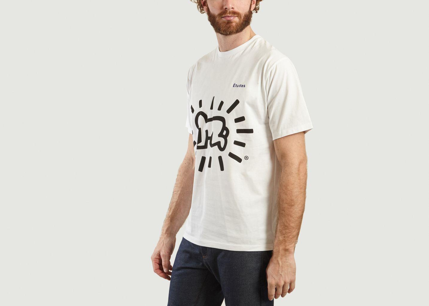 T-Shirt Wonder Etudes x Keith Haring - Études