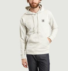 Hoodie avec patch Keith Haring
