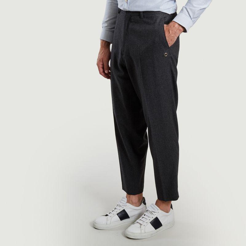 Pantalon Revolte en laine  - Études