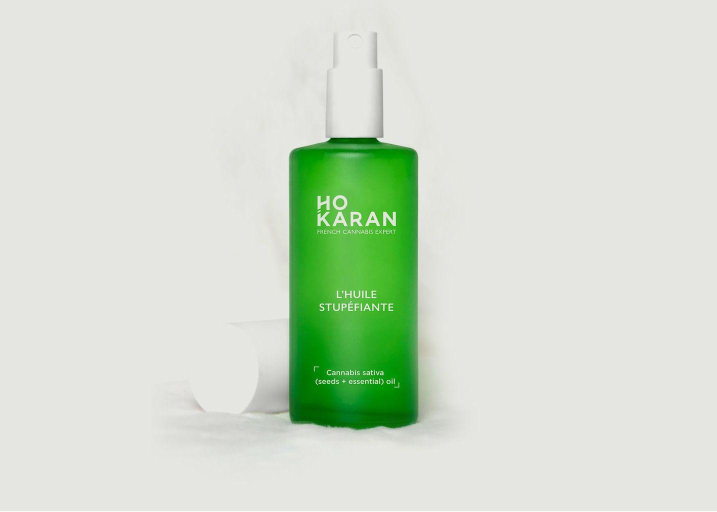 L'huile stupéfiante - Ho Karan