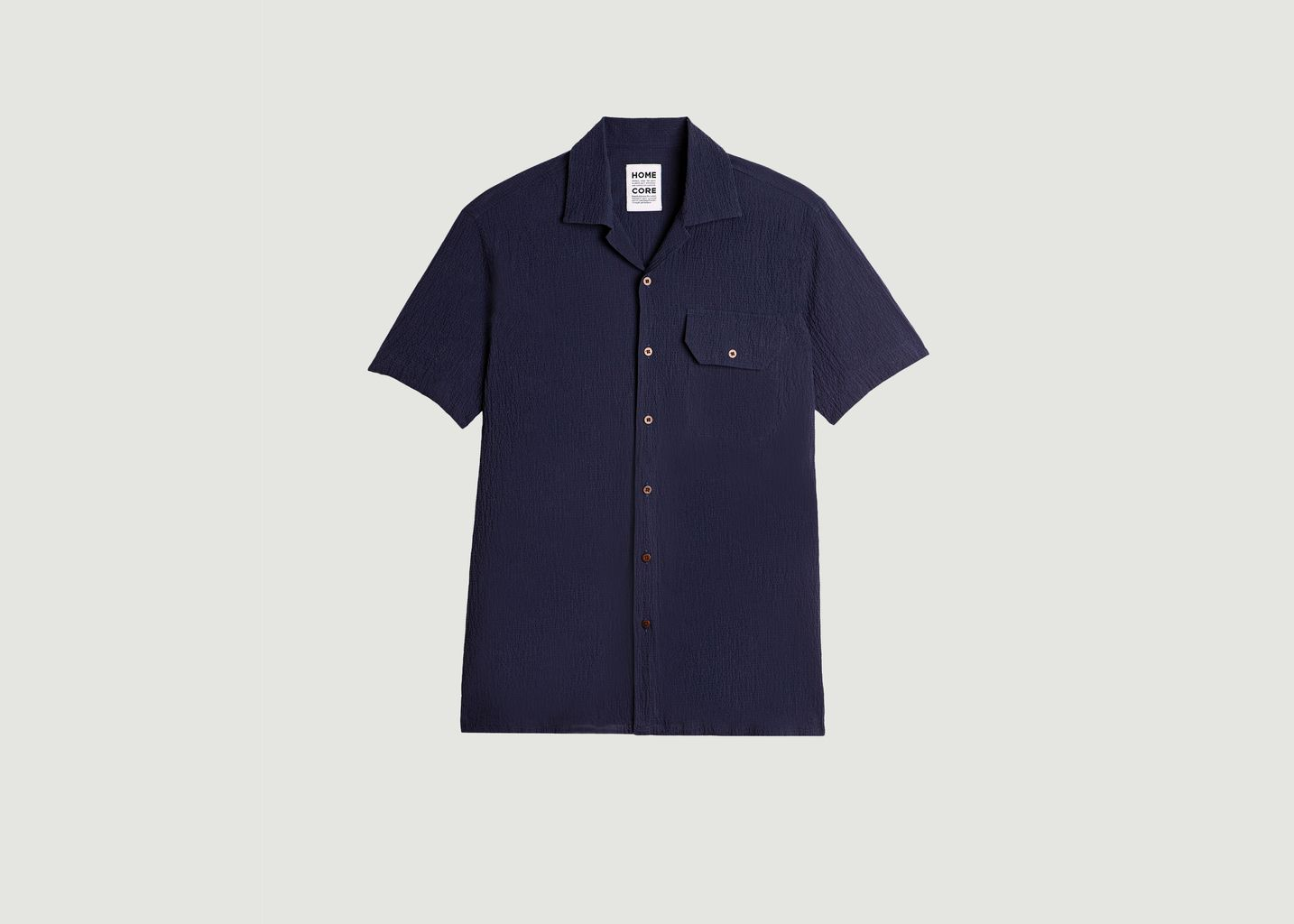 Chemise manches courtes Guarda Seer - Homecore