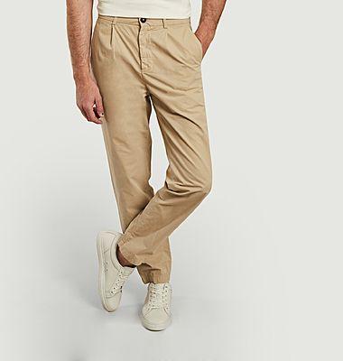 Pantalon en coton Orel Soft