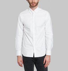 Chemise Tokyo Oxford
