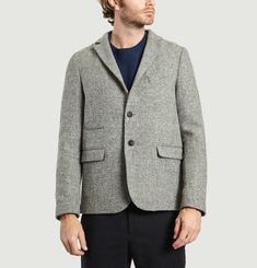 Veste En Tweed Abies