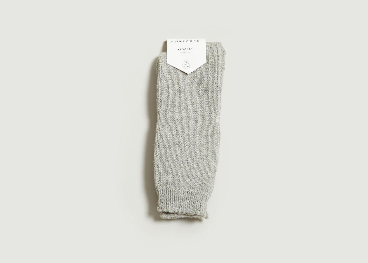 Chaussettes en Laine - Homecore
