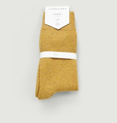 Chaussettes Unies