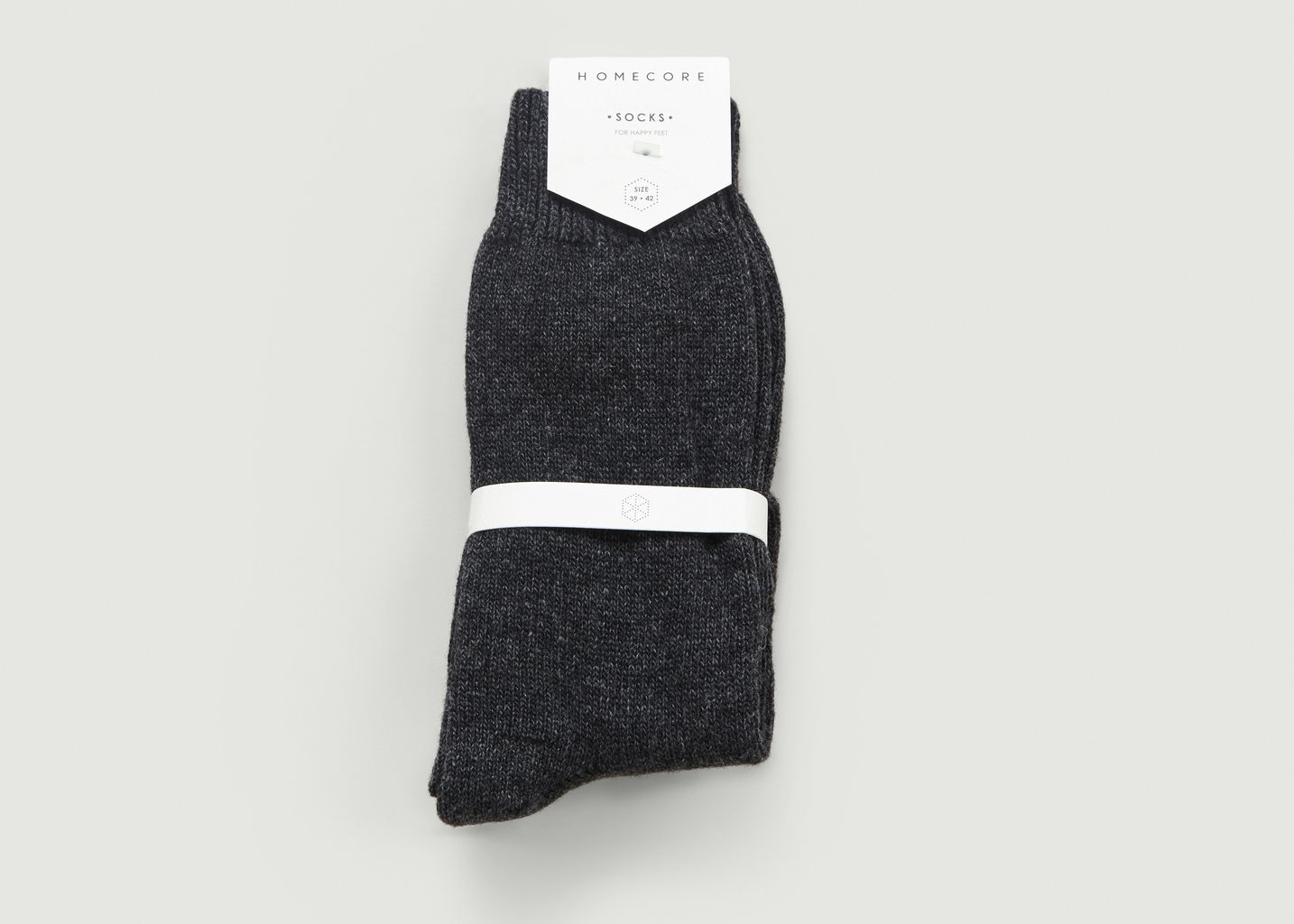 Chaussettes Unies - Homecore