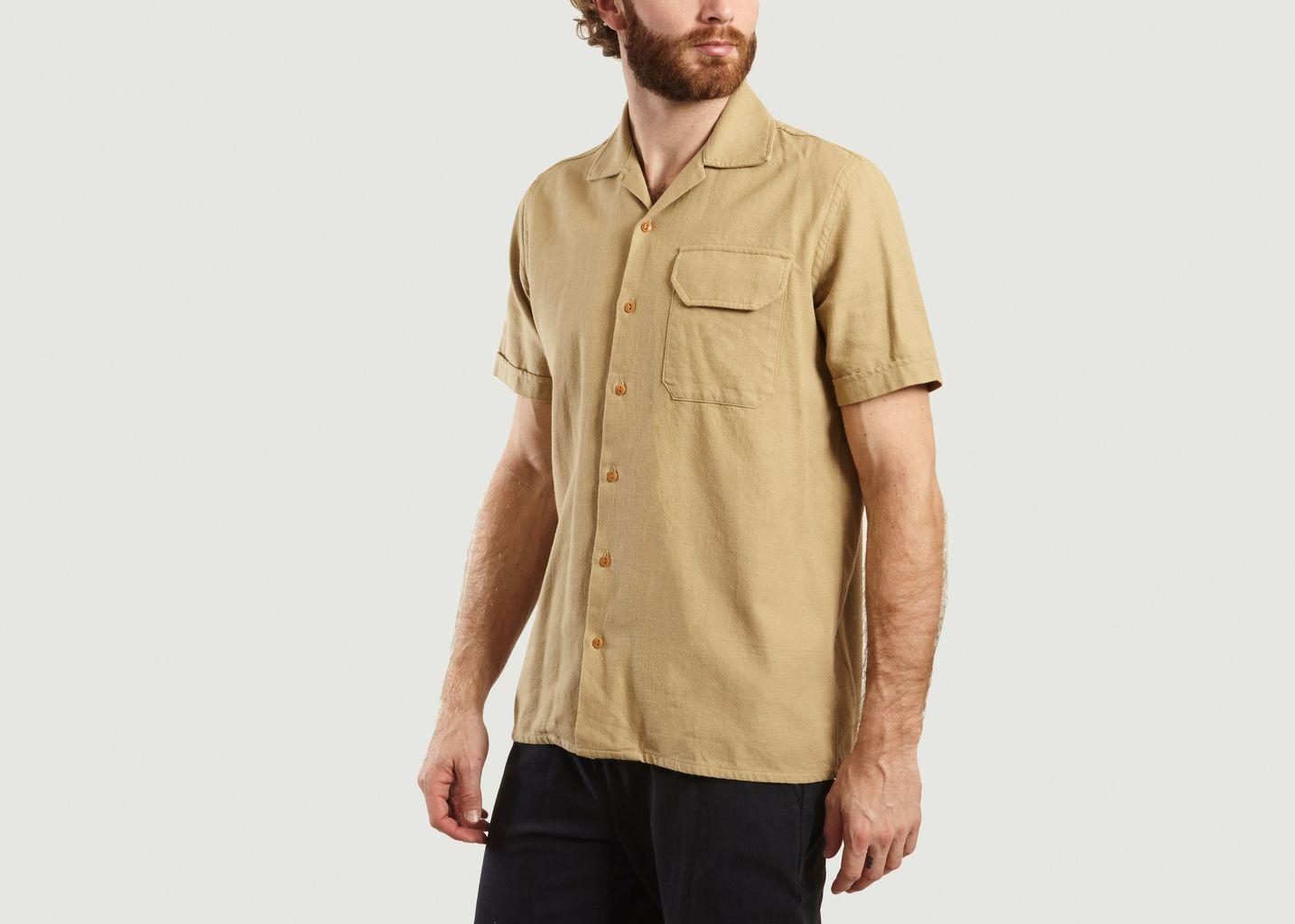 Chemise manches courtes Guarda Kenai - Homecore