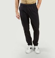 Draw elasticated waist trousers