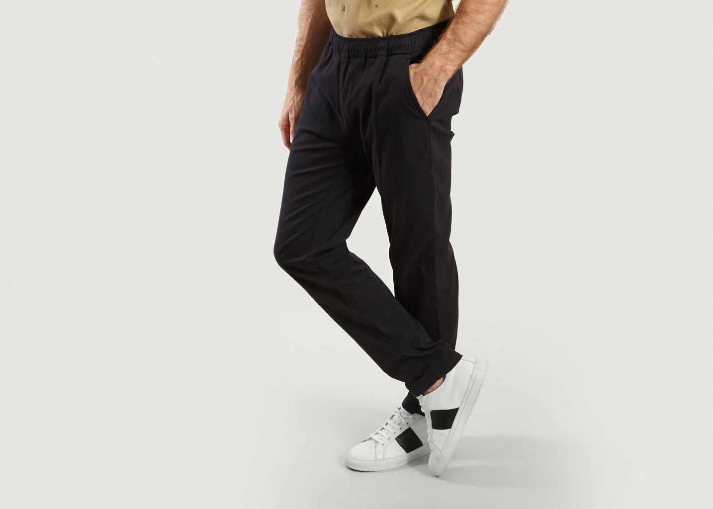 Pantalon taille élastiquée Draw - Homecore