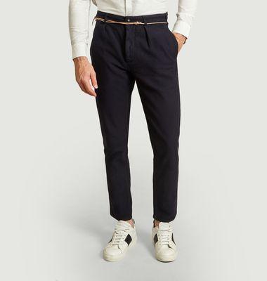 Pantalon en coton Ontario