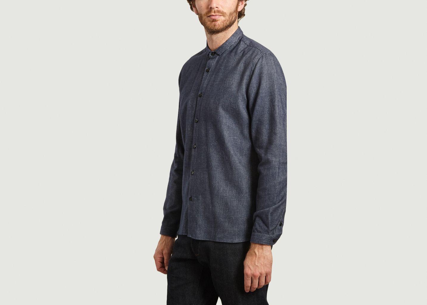 Chemise à micro rayures Pala Oregon - Homecore