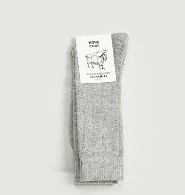 Chaussettes cachemire