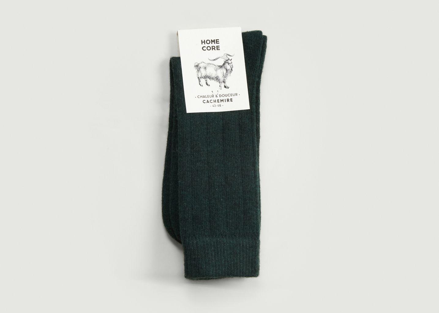 Chaussettes unies - Homecore