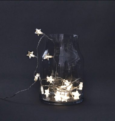 Guirlande Lumineuse Etoiles