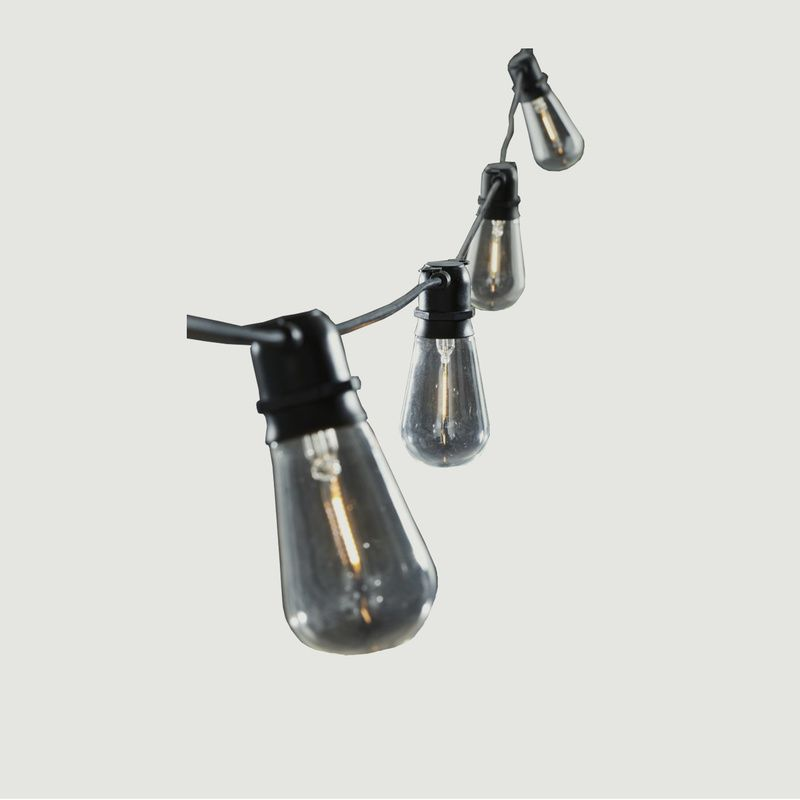 Guirlande Lumineuse Ampoules - House Doctor