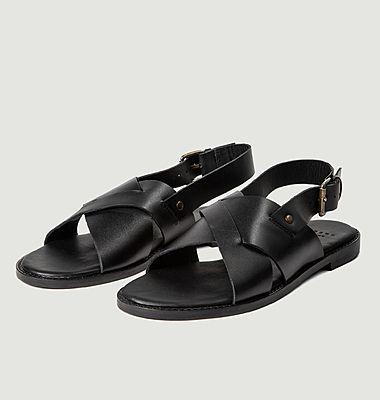 Sandales Nickel