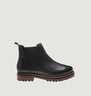 Chelsea boots en cuir Wisty