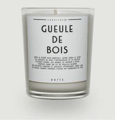 Bougie Parfumée Gueule De Bois 190 g
