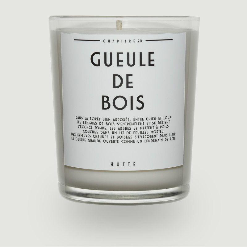 Bougie Parfumée Gueule De Bois 190 g - Hutte
